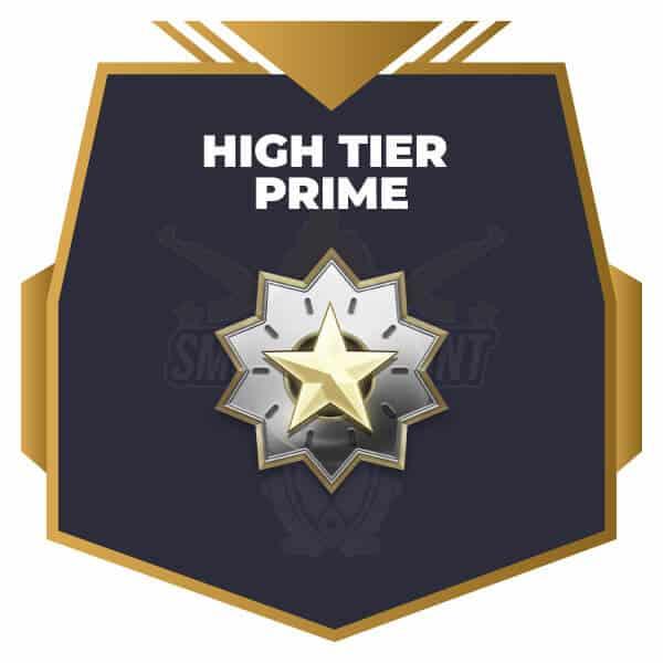 DMG PRIME | 348 Wins | 1914 Hours | 2018 , 2019 , 2020 ( Level 2 ) Service Medals | Gold Operation Shattered Web Coin | GTA V | Steam Level 17