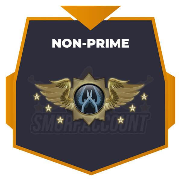 Supreme Master First Class Non-Prime [Instant Delivery]